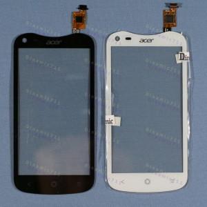 Оригинальный Тачскрин сенсор Acer Liquid E2 Duo V370 Black, White