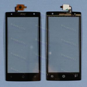 Оригинальный Тачскрин сенсор Acer Liquid E3 E380 Black
