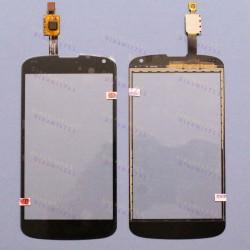 Оригинальный Тачскрин сенсор LG E960 Nexus 4 Black