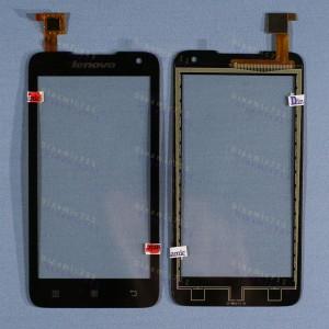 Оригинальный Тачскрин сенсор Lenovo A526 Black