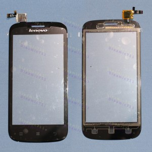 Оригинальный Тачскрин сенсор Lenovo A760 Black
