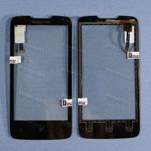 Оригинальный Тачскрин сенсор Lenovo A820 Black