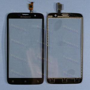 Оригинальный Тачскрин сенсор Lenovo A850 Black