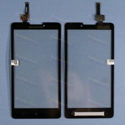Оригинальный Тачскрин сенсор Lenovo P780 Black (Synaptics)