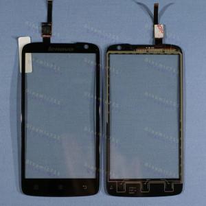 Оригинальный Тачскрин сенсор Lenovo S820 Black