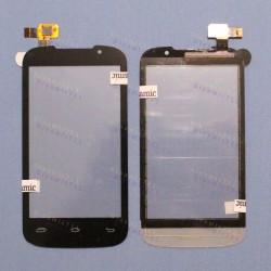 Оригинальный Тачскрин сенсор Prestigio multiphone 3400 duo black (pap3400)