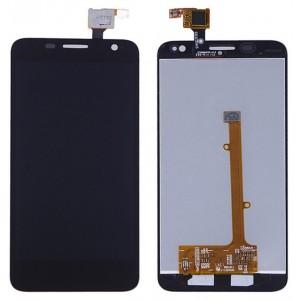 Оригинальный LCD экран и Тачскрин сенсор Alcatel one touch idol mini 6012X 6012D Black модуль