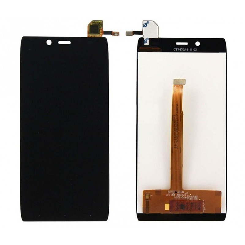 Оригинальный LCD экран и Тачскрин сенсор Alcatel 6032 модуль