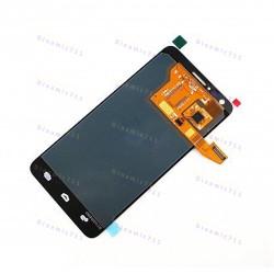 Оригинальный ЛСД экран и Тачскрин сенсор Alcatel one touch idol ultra 6033 OT6033 Black модуль