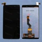 Оригинальный ЛСД экран и Тачскрин сенсор Alcatel one touch idol 3 6039Y модуль