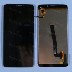 Оригинальный ЛСД экран и Тачскрин сенсор Alcatel one touch idol x 6043D модуль