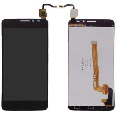 Оригинальный LCD экран и Тачскрин сенсор Alcatel one touch idol x 6043D модуль