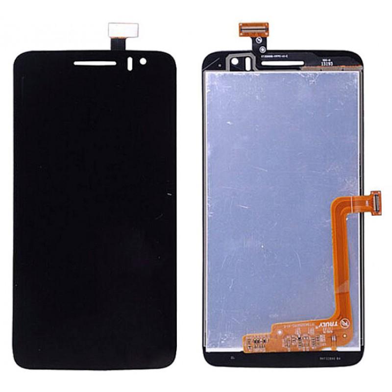 Оригинальный LCD экран и Тачскрин сенсор Alcatel one touch scribe HD 8008D OT8008 модуль