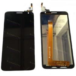 Оригинальный ЛСД экран и Тачскрин сенсор Alcatel One Touch Idol 2 S 6050Y 6050 6050D модуль