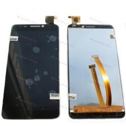 Оригинальный ЛСД экран и Тачскрин сенсор Alcatel one touch idol mini 6012X 6012D Black модуль
