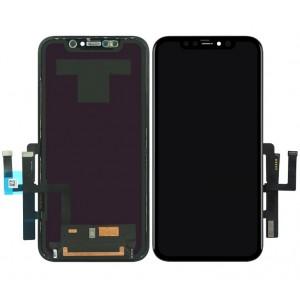 Оригинальный LCD экран и Тачскрин сенсор Apple iPhone 11 модуль