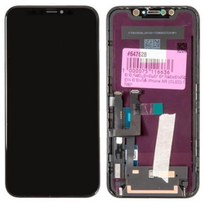 Оригинальный LCD экран и Тачскрин сенсор Apple iPhone ХR модуль