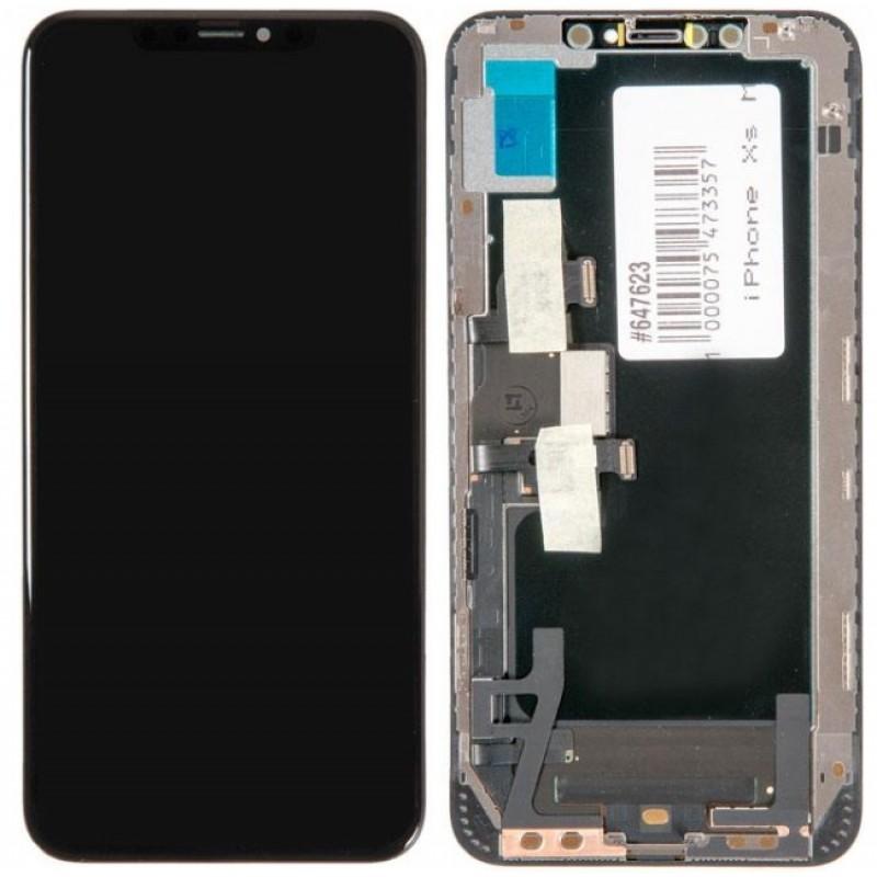Оригинальный LCD экран и Тачскрин сенсор Apple iPhone ХS Max модуль