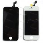 Оригинальный ЛСД экран и Тачскрин сенсор Apple iPhone 5S модуль