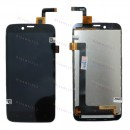 Оригинальный ЛСД экран и Тачскрин сенсор Archos 50, k-touch S5T Black модуль