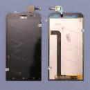Оригинальный ЛСД экран и Тачскрин сенсор Asus zenfone 2 Laser ZE500KG модуль