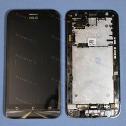 Оригинальный ЛСД экран и Тачскрин сенсор Asus zenfone 2 Laser ZE500KL с рамкой модуль