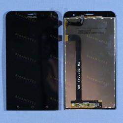 Оригинальный ЛСД экран и Тачскрин сенсор Asus zenfone 2 Laser ZE550KL Black модуль