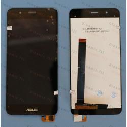 Оригинальный ЛСД экран и Тачскрин сенсор Asus Zenfone 3 Max ZC520TL модуль