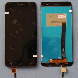 Оригинальный ЛСД экран и Тачскрин сенсор Asus zenfone 3 ZE520KL модуль