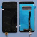 Оригинальный ЛСД экран и Тачскрин сенсор Asus zenfone 3 ZE552KL модуль