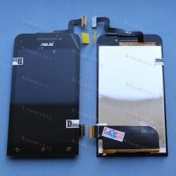 Оригинальный ЛСД экран и Тачскрин сенсор Asus zenfone 4 A400CG Black модуль