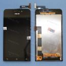 Оригинальный ЛСД экран и Тачскрин сенсор Asus zenfone 4 A450CG Black модуль