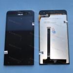 Оригинальный ЛСД экран и Тачскрин сенсор Asus zenfone 5 A500CG, A501CG  T100J T00F Black модуль