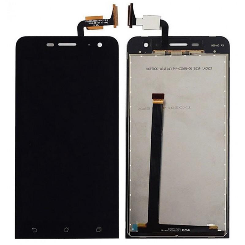 Оригинальный LCD экран и Тачскрин сенсор Asus zenfone 5 A500CG, A501CG модуль