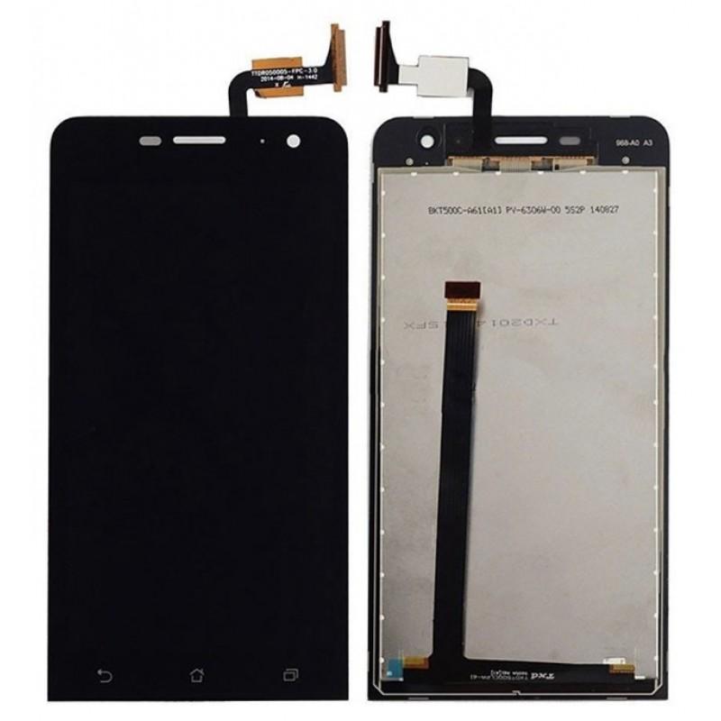 Оригинальный LCD экран и Тачскрин сенсор Asus zenfone 5 Lite A502CG Black модуль