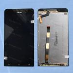 Оригинальный ЛСД экран и Тачскрин сенсор Asus zenfone 6 A600CG A601CG Black модуль