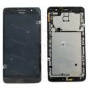 Оригинальный ЛСД экран и Тачскрин сенсор Asus zenfone 6 A600CG A601CG Black с рамкой модуль