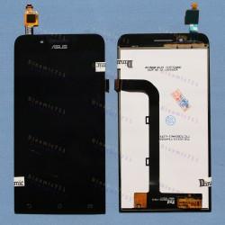 Оригинальный ЛСД экран и Тачскрин сенсор Asus Zenfone Go ZC500TG модуль