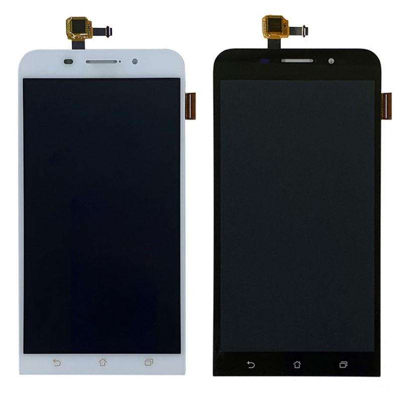 Оригинальный LCD экран и Тачскрин сенсор Asus zenfone Max ZC550KL модуль
