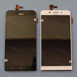 Оригинальный ЛСД экран и Тачскрин сенсор Asus zenfone Max ZC550KL модуль