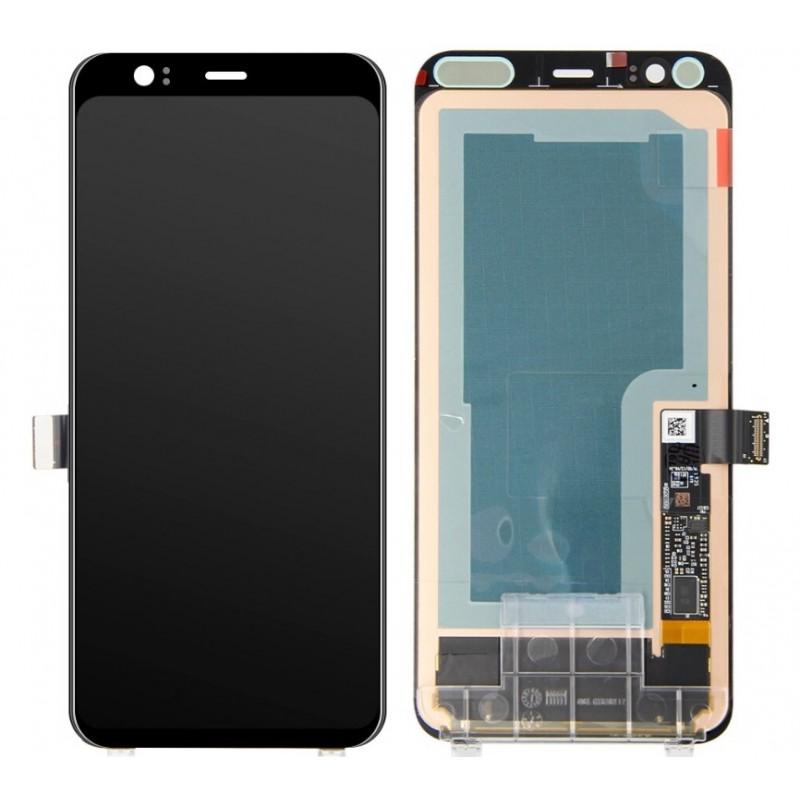 Оригинальный LCD экран и Тачскрин сенсор Google Pixel 4 модуль