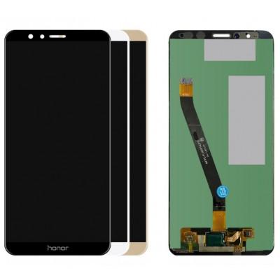 Оригинальный LCD экран и Тачскрин сенсор Huawei Honor 7X модуль