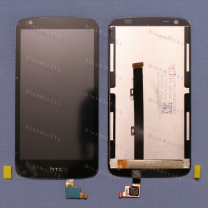 Оригинальный LCD экран и Тачскрин сенсор Htc Desire 526G Black модуль
