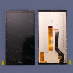 Оригинальный ЛСД экран и Тачскрин сенсор Htc Desire 626G Black модуль