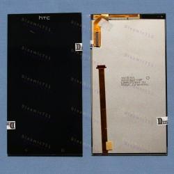 Оригинальный ЛСД экран и Тачскрин сенсор Htc Desire 700 Black модуль