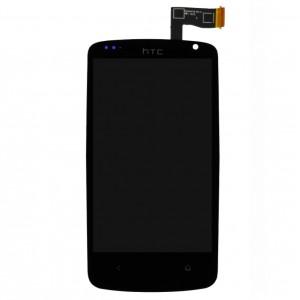 Оригинальный LCD экран и Тачскрин сенсор Htc Desire D500 G520 G525 Black модуль