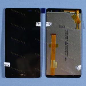Оригинальный LCD экран и Тачскрин сенсор Htc Desire D600 G610s Black модуль