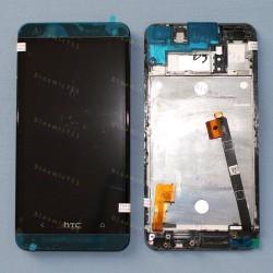 Оригинальный ЛСД экран и Тачскрин сенсор Htc One M7 (802W) модуль с рамкой