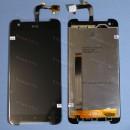 Оригинальный ЛСД экран и Тачскрин сенсор Htc One X9 модуль