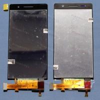 Оригинальный ЛСД экран и Тачскрин сенсор Huawei Ascend P6-U06 модуль